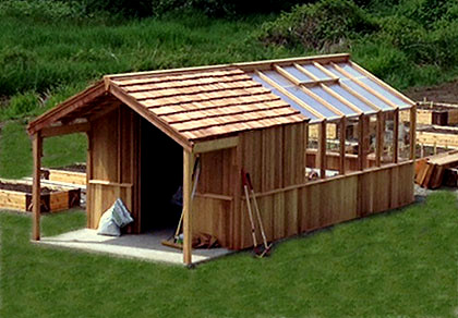 Sallas More Build A Shed Extension