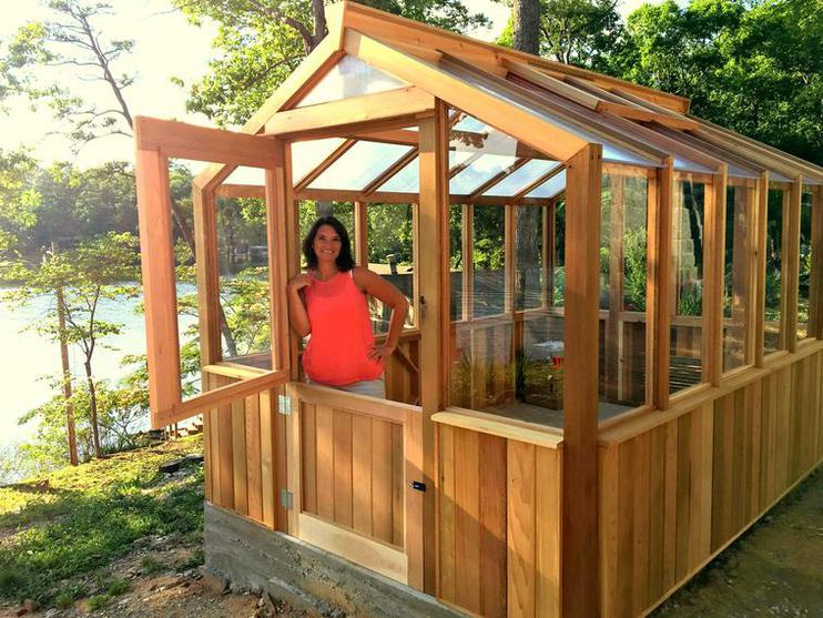 Cedar Built Greenhouses Purchase A Greenhouse Kit